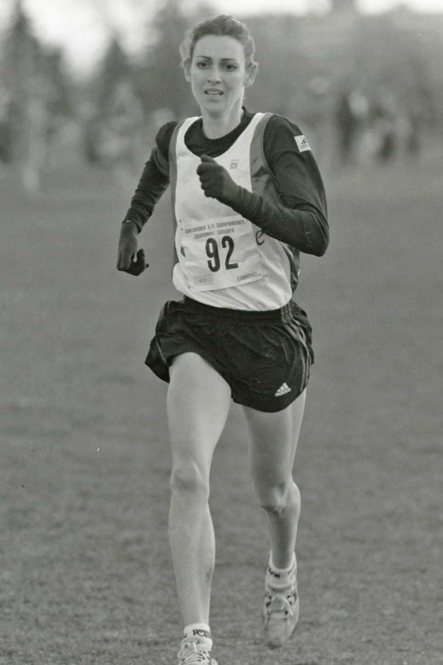 Canadian Cross Country Championships 1999 : 4th Place, Etobicoke ON; Photo by George Aitkins