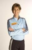 Tania standing pose 2005